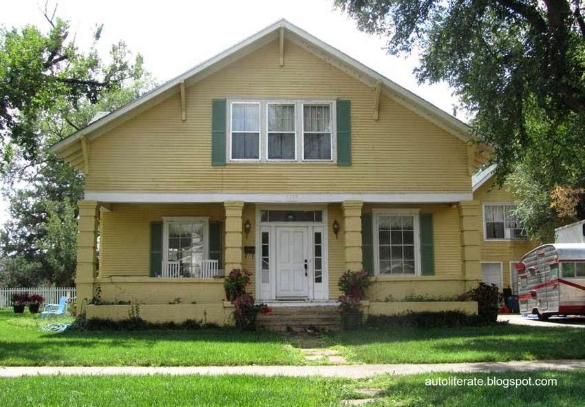 Image gallery modelos de casas americanas - Modelos de casas de un piso bonitas ...