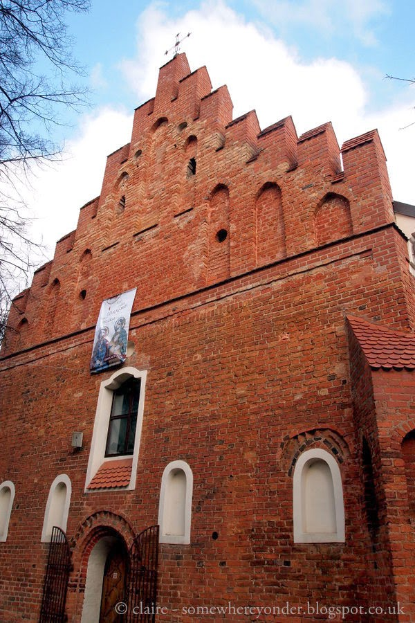 St. Nicolas' Church - the oldest church in Lithuania