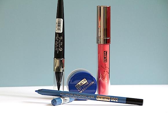 pupa maquillage city été 2013 avis test swatch