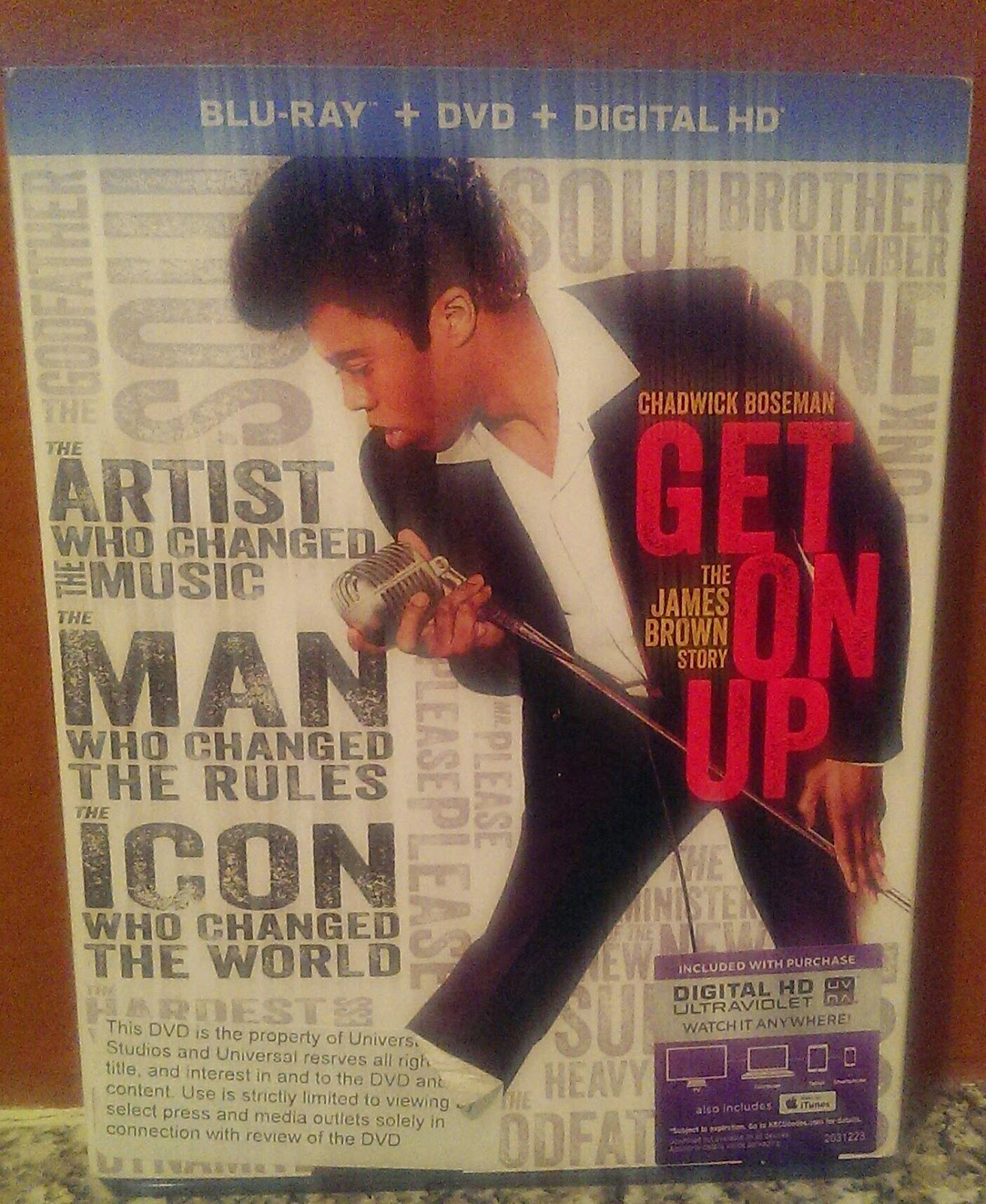Get%2BOn%2Bup Get On Up is Available On Digital HD and Blu-Ray Combo Pack