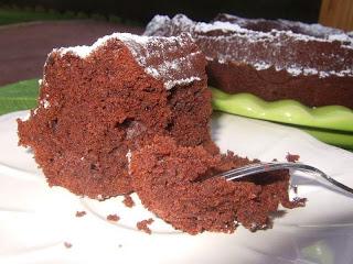 Recette du gâteau moelleux au chocolat