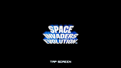 space invader evolution