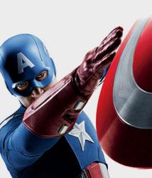 Capitão América - Chris Evans