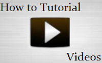 How to Tutorial Video Web Sites