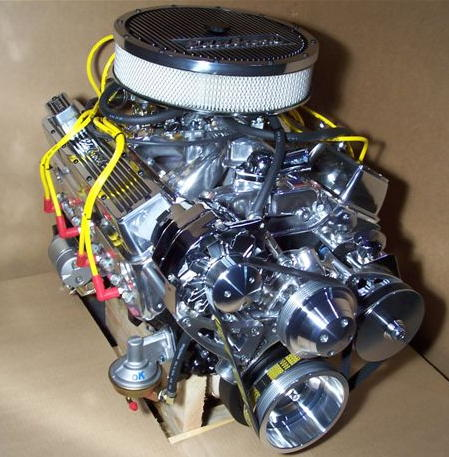 used chevy 350 motor for sale