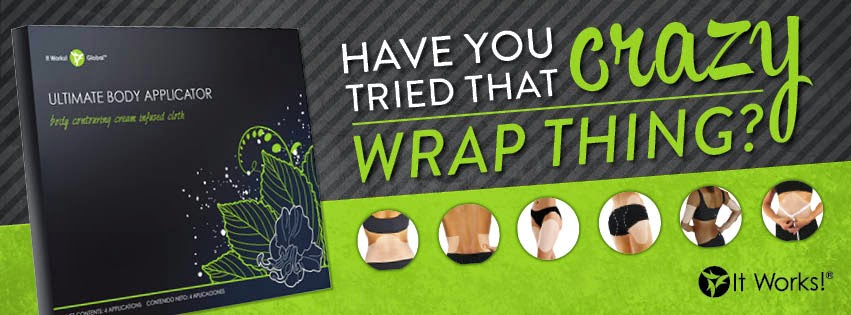Melissa Wrap Me, It Works!