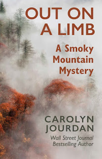 http://www.amazon.com/Out-Limb-Mountain-Mystery-Scientific-ebook/dp/B00B9FKLS6/ref=sr_1_1?s=digital-text&ie=UTF8&qid=1436318793&sr=1-1&keywords=out+on+a+limb+a+smoky+mountain+mystery