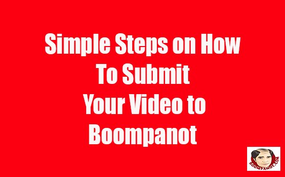 share video to boompanot