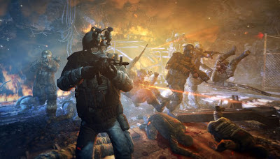 unlock Metro: Last Light in Europe and Australia
