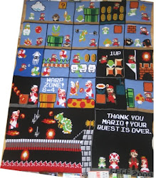 My Super Mario Bros. Blanket