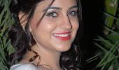 Aksha cute at audio launch