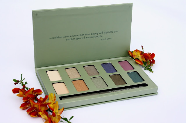 Stila 'In The Garden' Palette | Review and Swatches