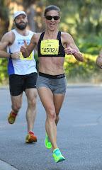 Marathon PR:  2:54:58