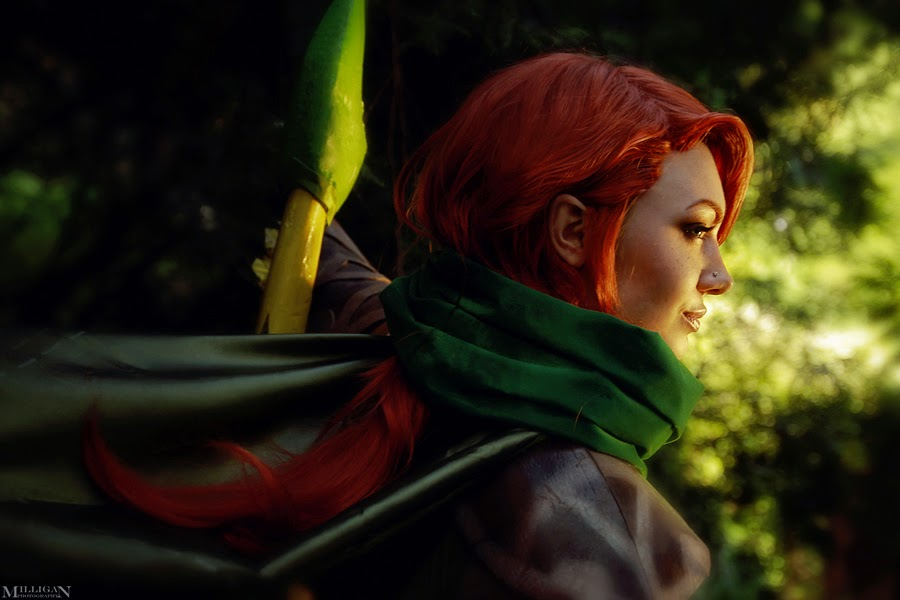 DotA 2 - WindRanger - Meet the prevailing winds