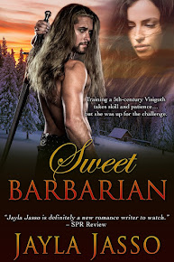 Sweet Barbarian now available on Amazon