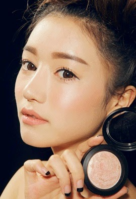 how to make asian eyes look caucasian tapered eyelids