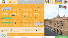CALENDARIO ESCOLAR 2011 - 2012  A TODO COLOR