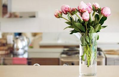 Cách trang trí hoa trong nhà 07