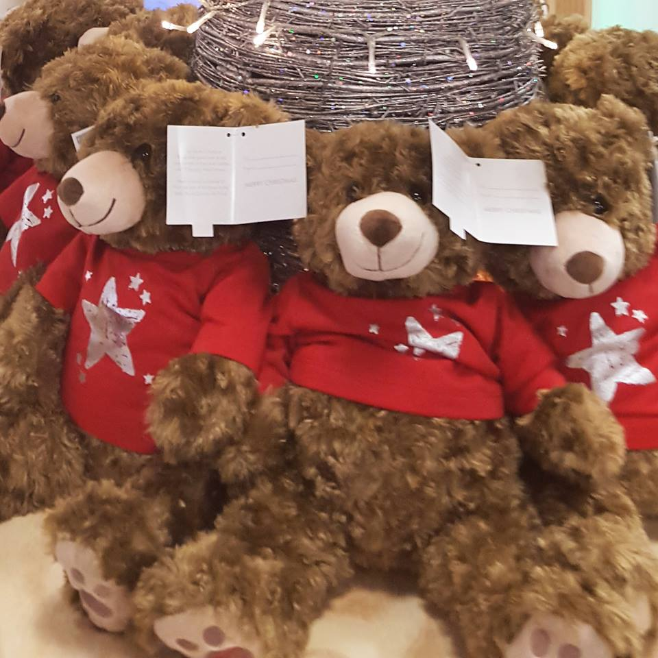 this years myer christmas bear is hudson 1 from every bear sold is donated to the myer community fund we have a pretty good collection of myer
