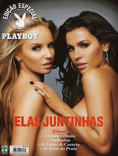 Download - Revista Playboy Especial – Elas Juntinhas - Julho 2014