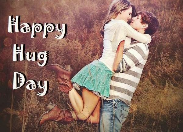 Happy Hug Day Wallpapers 2015