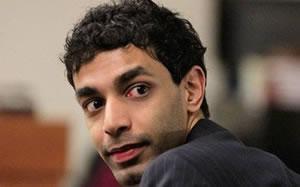 Dharun Ravi foi solto após 20 dias preso (Foto: Reprodução)