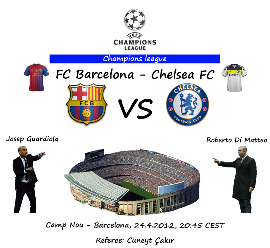 Image Result For Chelsea Vs Barcelona En Vivo Full Match