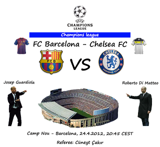 Barcelona vs Chelsea en vivo