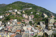 . morning to get ready for our travel day from Bologna to Cinque Terre.