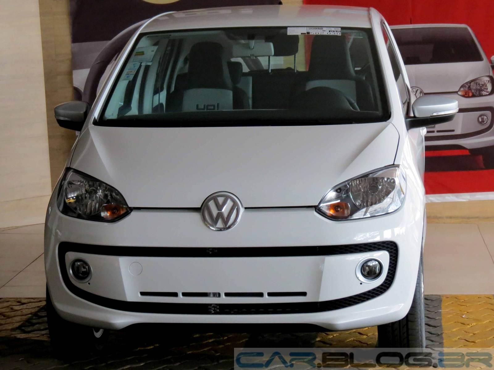 Volkswagen up! 2015 - Branco