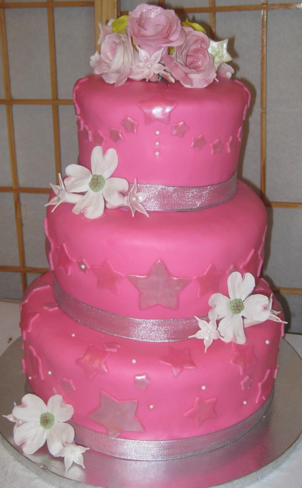 Fuzzy Cakes: Birthday cakes