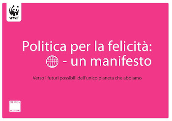 Politica per la felicit - Un manifesto