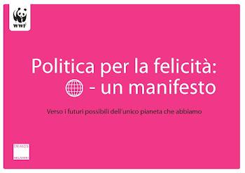 Politica per la felicità - Un manifesto