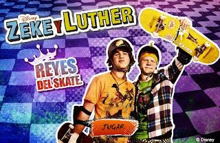 juegos de zeke y luther reyes del skate