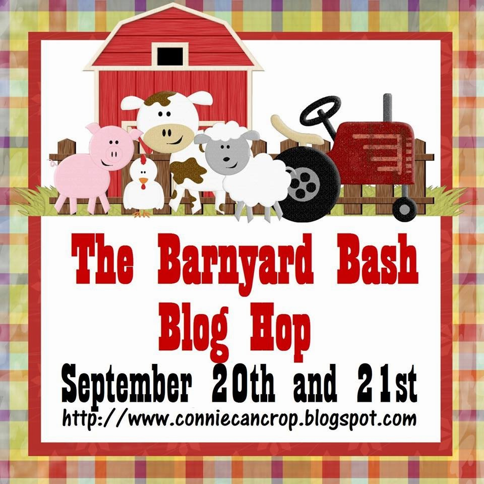 Barnyard Bash Blog Hop