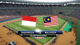 Stadion Gelora Bung Karno Jakarta PES 2013