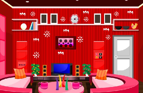 YoopyGames Decorated Room…