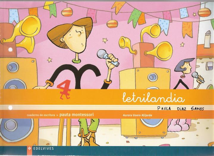 LETRILANDIA 4 (5 AÑOS)