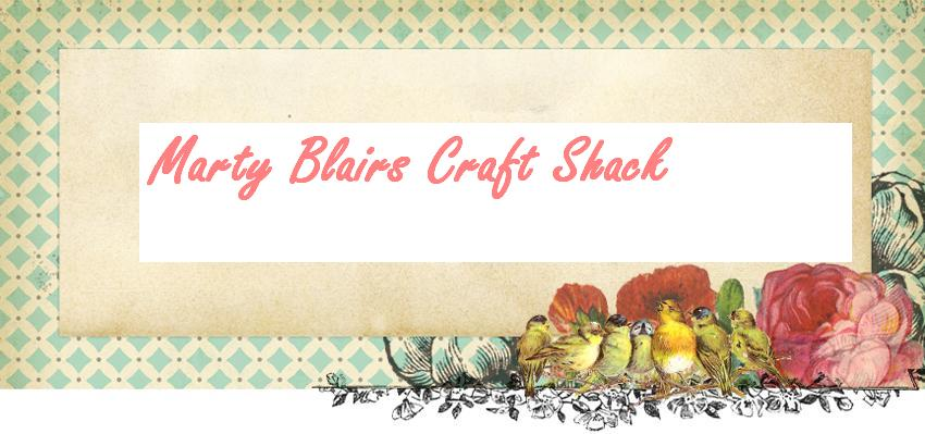 Marty Blairs Craft Shack