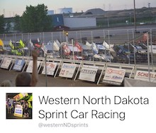 Western North Dakota Sprints on Facebook