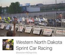 Western North Dakota Sprints on Facebook