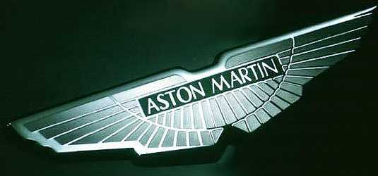 Cars And Only Cars Aston Martin Symbol