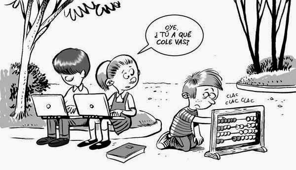 Caperucita Fucsia Escuela Tradicional Vs Escuela Moderna