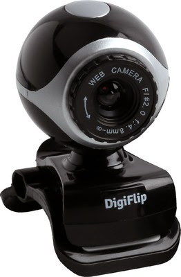 Flipkart: Buy DigiFlip WC002 Webcam at Rs.299