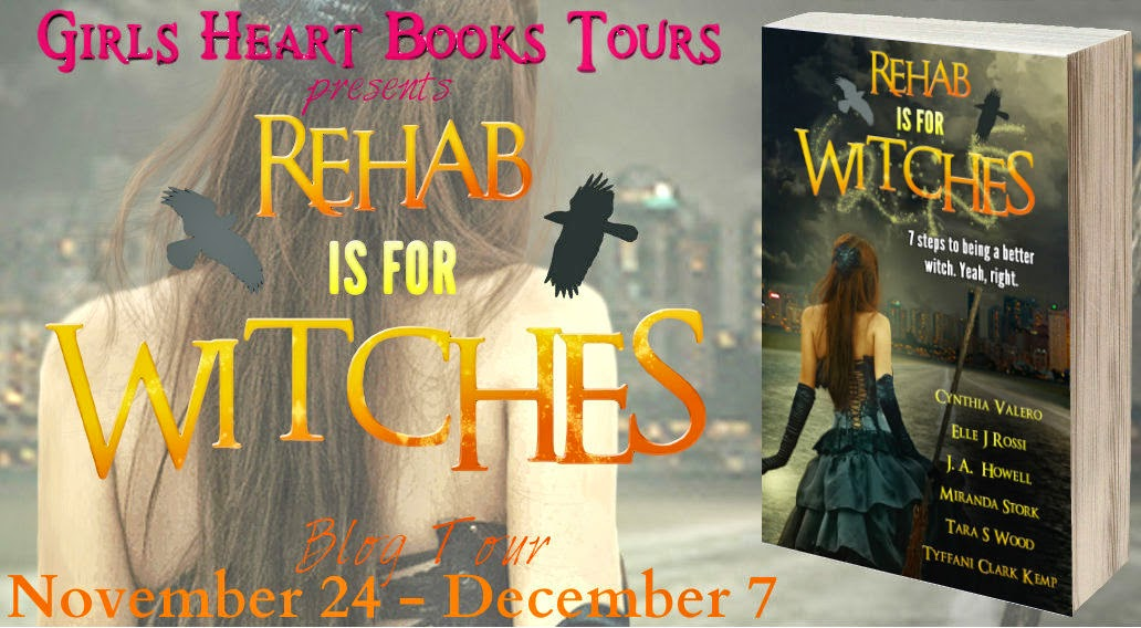 Blog Tour: Rehab is for Witches – Interview with the Authors & Excerpt