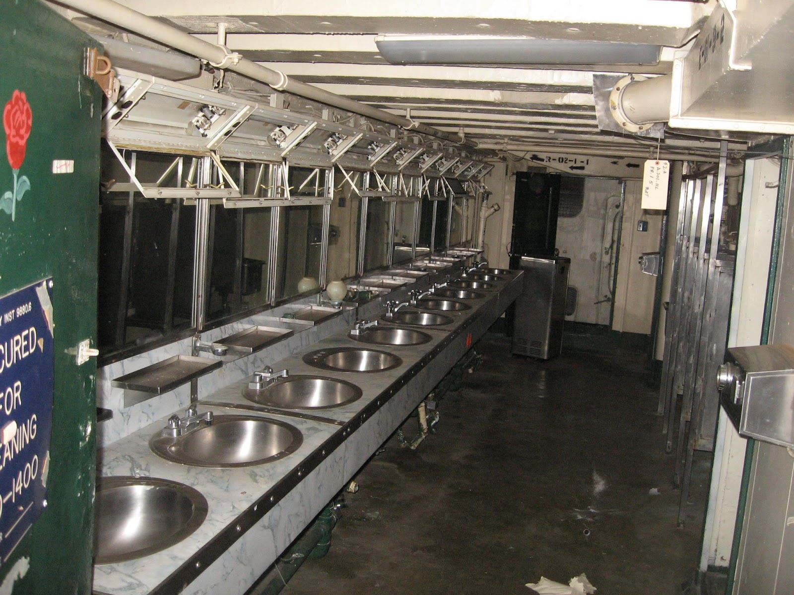 Image result for US NAVY shipboard toilet pics