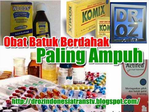 obat batuk pilek, obat batuk alergi , Obat Batuk Berdahak Paling Ampuh