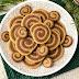 Chocolate Speculoos Spread Pinwheel Cookies