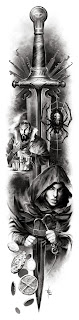 lukas thelin, 2013, fenix, Runequest, fantasy spies, assassin