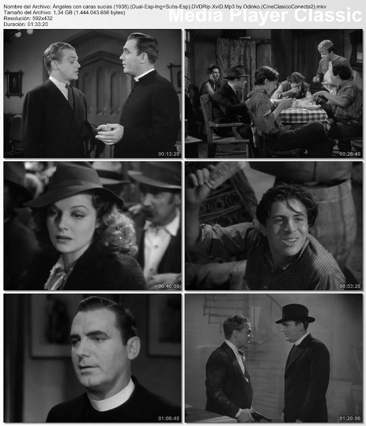 Imágenes, fotofrafías:  Ángeles con caras sucias | 1938 | Angels With Dirty Faces
